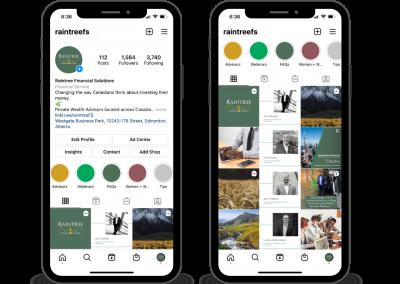 Raintree Financial Solutions Social Media